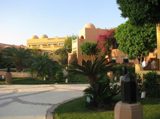 The Grand Makadi Hotel:                   Гранд