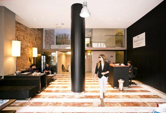 SERHS Carlit Hotel: Lobby
