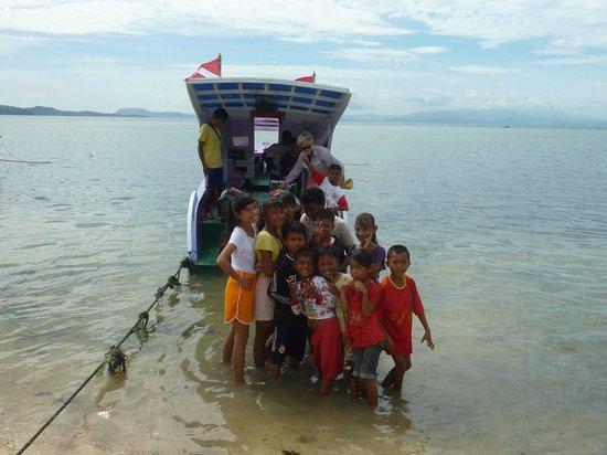 Pulisan Resort: Boat Trip