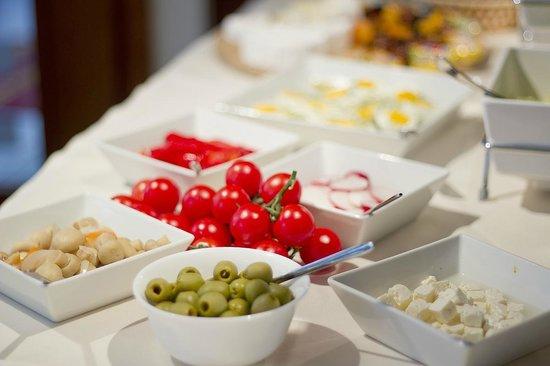 Hotel Columbus: buffet breakfast