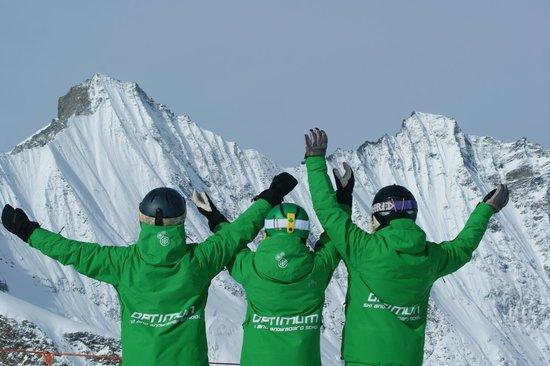 Optimum Snowsports Ski & Snowboard School