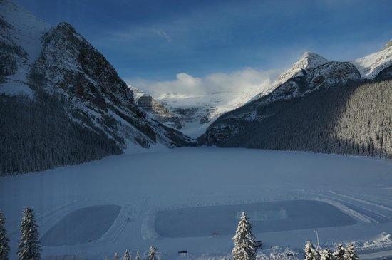 Fairmont Chateau Lake Louise:                                     Awesome                                  