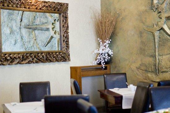 Hotel Columbus: Restaurant