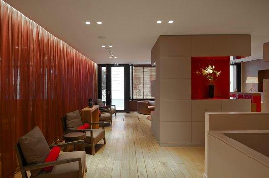 Hotel Monna Lisa: Bar