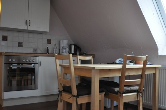 Landhotel im Hexenwinkel:                   Keukenhoek