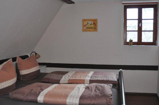 Landhotel im Hexenwinkel:                   Slaapkamer
