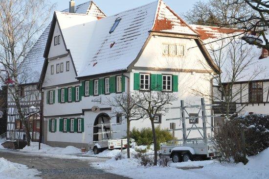 Landhotel im Hexenwinkel:                   Hotel