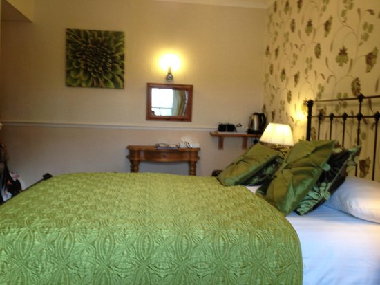 Rockside Guest House: Green Theme based room
