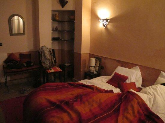 Riad des Etoiles :                   Room