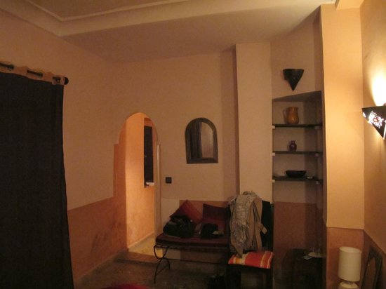 Riad des Etoiles:                   Room