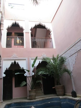 Riad des Etoiles:                   Riad