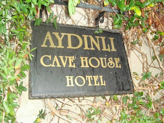 Aydinli Cave Hotel:                   IDENTIFICAÇÃO