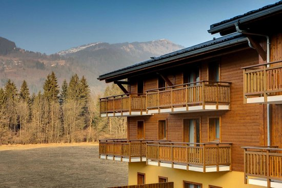 Residence Grand Massif: Vue Nord