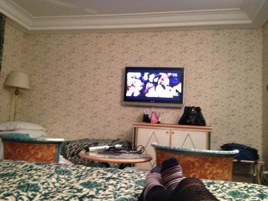 Excelsior Palace Hotel:                   stanza