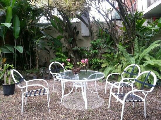 Pinar dorado hotel reviews jarabacoa dominican for Patios pequenos