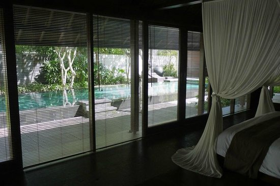 Kayumanis Jimbaran Private Estate & Spa:                   view from room