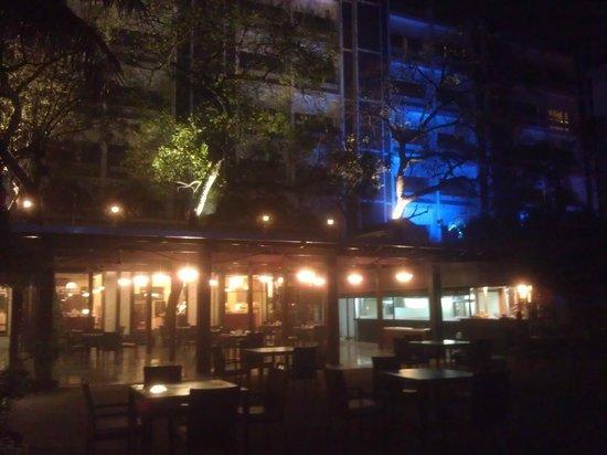 Kenilworth Hotel, Kolkata: Außenansicht