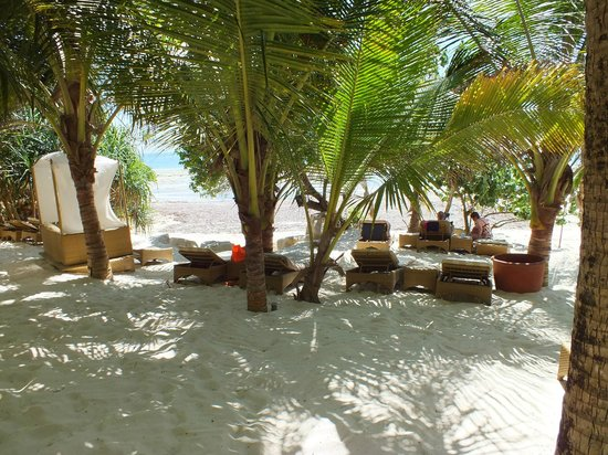 Swahili Beach Resort:                   La plage