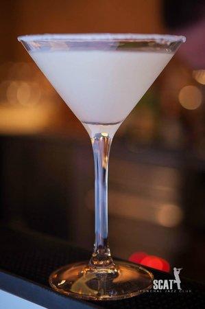 SCAT Funchal Music Club & Restaurant: Os nossos Cocktails...