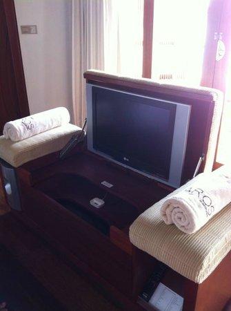 บารอส มัลดีฟส์:                   TV.