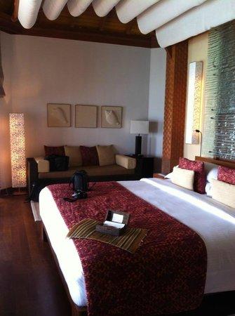 บารอส มัลดีฟส์:                   Comfort Double bed in Villa