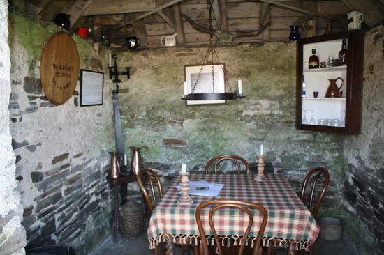 Glenlivet, UK: Our comfortable bothy.