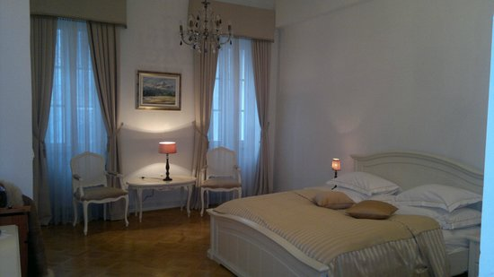 Antiq Palace Hotel & Spa:                   Bedroom in apartment