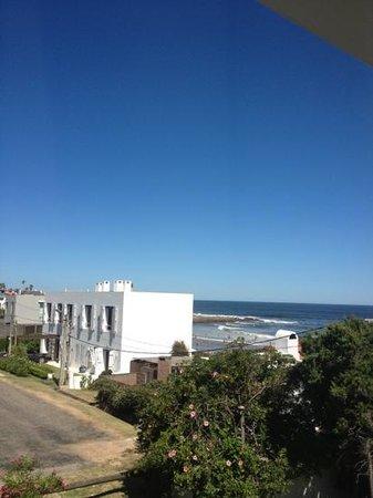 Villa de Mar Hotel: vista del balcón
