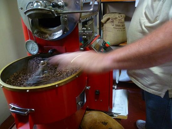 Boquete Coffee Tour:                   Important part of the coffee process