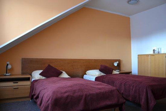 Hotel Paradis: Hotel room