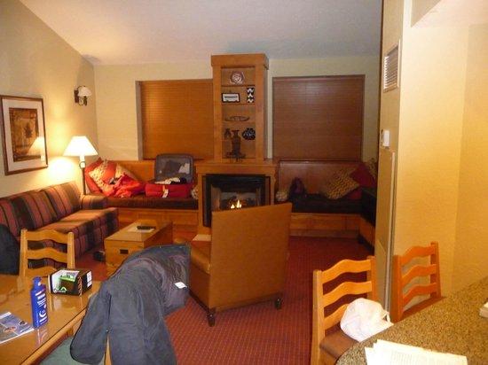 Marriott Grand Residence Club Tahoe:                   Sala