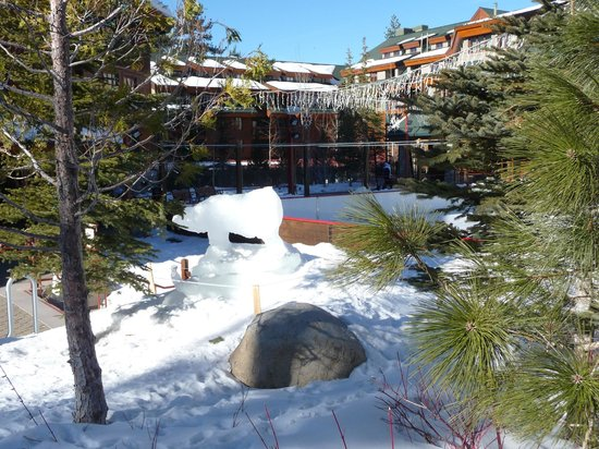 Grand Residences by Marriott, Tahoe:                   Area externa