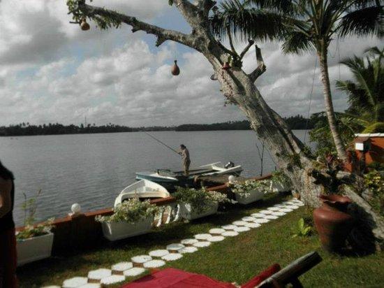 Sri Lancashire Guest House: Fishing!