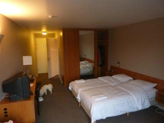 Fletcher Hotel-Resort Spaarnwoude:                   Nice room