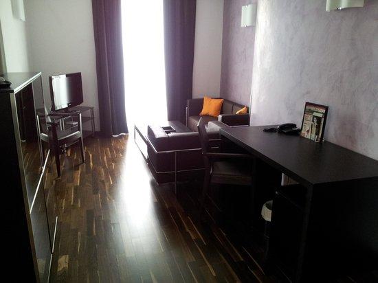 BEST WESTERN Hotel Biri Padova:                   il salotto della suite