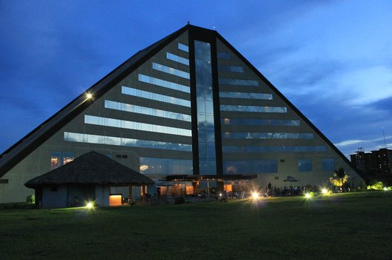 Eurobuilding Hotel & Suites Guayana:                   Hotel noite