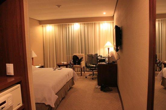 Eurobuilding Hotel & Suites Guayana:                   Quarto