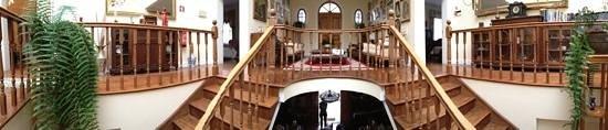 Quinta Freitas: second floor plan
