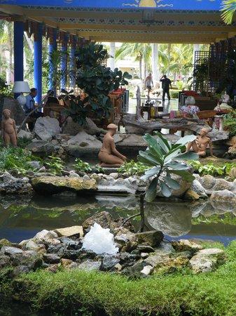Paradisus Rio de Oro Resort & Spa:                                     reception