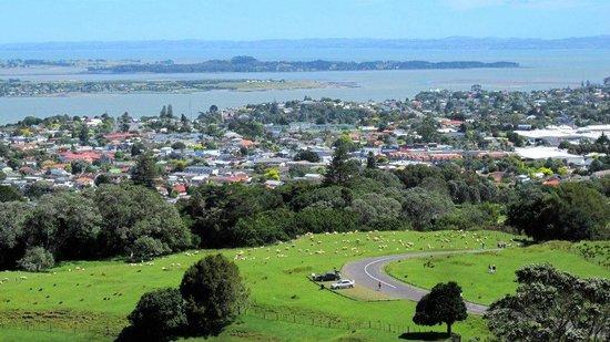 Cornwall Park: Auckland suburbs