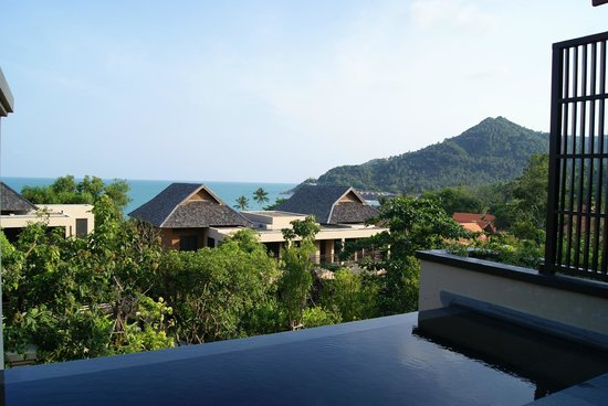 Vana Belle, A Luxury Collection Resort, Koh Samui: ocean view