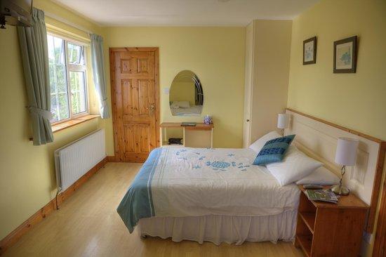 Ashfield House: bedroom