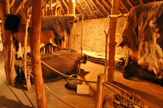 Mitchell Prehistoric Indian Village Picture Of Mitchell