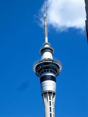 Queen Street:                   Auckland Tower