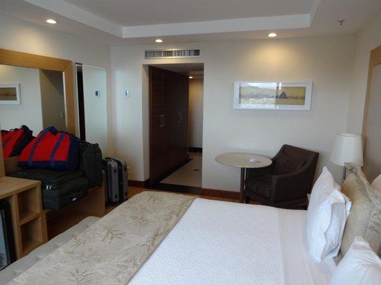 Hilton Rio de Janeiro Copacabana:                   Room