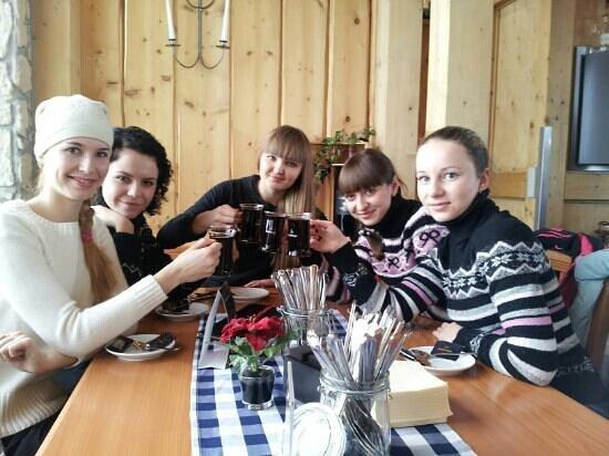 Colosseo:                   Самый лучший ресторан Германии