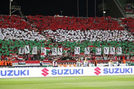 Stade Puskàs Ferenc