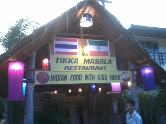 Jumbo Tikka:                   welcome to tikka masala restaurant