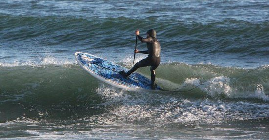 Active Adventure South West: SUP Surf adventures