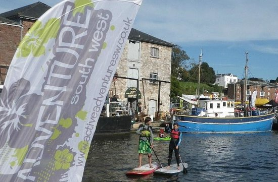 Active Adventure South West: Paddleboarding Exeter